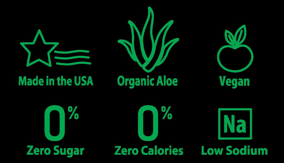 AloeVita-Organic Icons